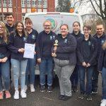 Jugendrotkreuz Wiesloch ergattert 1. Platz beim Erste-Hilfe-Turnier