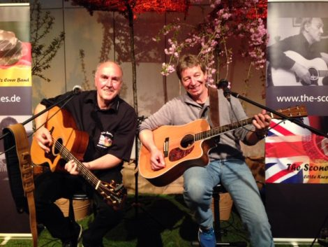 The Scones – Little Kurpfalz Cover Band