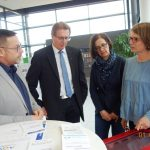 Stadtbücherei Walldorf: eCircle-Terminal im AQWA