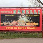 Circus Gebrüder Barelli in Wiesloch – Verlosung von Eintrittskarten