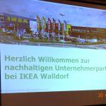 IKEA Walldorf: Nachhaltigkeitsabend mit Unternehmern am 20.03.2019