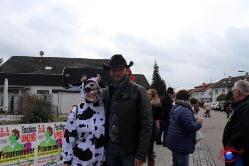 Sheriff Dirk Elkemann als einfacher Cowboy getarnt