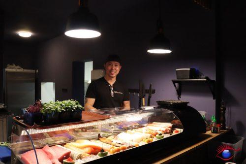 Sushi-Meister Nguyen