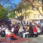 Wieslocher Frühlingsmarkt mit verkaufsoffenem Sonntag