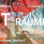 """T RÄUME"" – Vernissage am 31. Mai"
