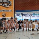 Basketball Sandhausen: Saisonabschluss der Wild Bees