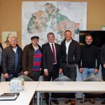 Karl Klein zu Gast bei der CDU Baiertal