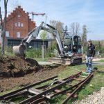 Eisenbahnfreunde rüsten sich für die Sommersaison