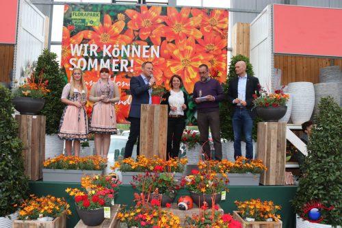 Alexander Wagner begrüßte die Gäste und Kunden