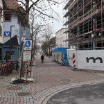 Wiesloch: Fußgängerzone – Abschluss der Erdbaumaßnahmen zum Stadtfest? (Aprilscherz)