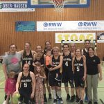Basketball Ü35w: Wild Bees beenden Deutsche Meisterschaft auf Platz 4
