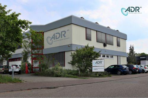 ADR Unternehmenszentrale in der Ludwig-Wagner-Straße 19