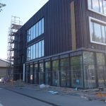 Baufortschritt am Schulzentrum Walldorf – Oktober 2018 bis Mai 2019
