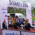 Überragender Teilnehmerrekord beim 3. Volksbank-Firmenlauf Walldorf