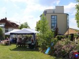 """""""Tag der offenen Gärten und Höfe"""" 2019 beim Hospiz Agape im Garten der Begegnung"""