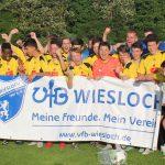 VfB Wiesloch: C-Junioren sind Staffelmeister