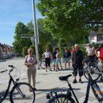 Walldorf: Neubürger-Radtour mit der Bürgermeisterin