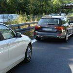 Verkehrsbehinderungen nach Unfall auf A5 bei Walldorf