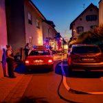 Nußloch: Brand in Wohnhaus ruft Feuerwehr auf den Plan (mit Fotostrecke)