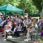 Open Air Gottesdienst im Gerbersruhpark Wiesloch