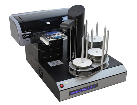 CD-Kopierroboter