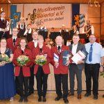 Großes Jahreskonzert mit Jugend- und Erwachsenenkapelle