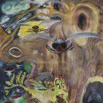 Malerei und Aquarelle von Susanna Weber in der Alten Apotheke Walldorf