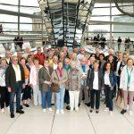 Politische Fahrt der Frauen Union / CDU Wiesloch nach Berlin