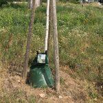 Wiesloch: Bewässerungssäcke helfen bei der Jungbaumpflege