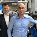 All4Labels – Global Packaging Group investiert in schmalbahnige Flexodruckmaschine