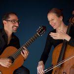 """Duo Anja Lechner und Pablo Márquez eröffnet die """"Walldorfer Musiktage"""""""