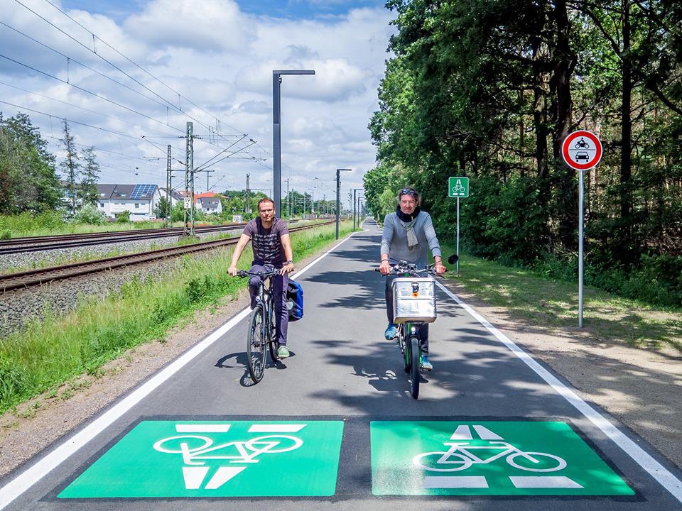 Grüne Wiesloch fordern: Radschnellverbindung jetzt angehen ...