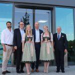 Unternehmerstammtisch bei der Heidelberger Druckmaschinen AG
