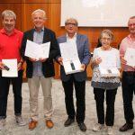 Abschied und Ehrungen im Gemeinderat Walldorf