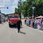 100 Jahre Feuerwehr Mauer – Wir waren dabei