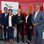 """Feierliches Abschlusstreffen des Hotspot-Projekts """"Lebensader Oberrhein"""""""
