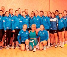 Auf den Spuren des Erfolgs der TSG Wiesloch- Handball-Damen …