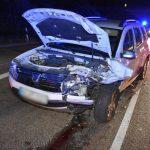 B39/Rauenberg: Zwei Verletzte nach Auffahrunfall