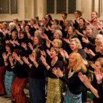 Jubiläumskonzert der Afrika-Chöre am 18.10. in der Ev. Stadtkirche Walldorf