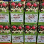 Große Apfelsaftaktion in Walldorf am 21. September von 9 bis 12 Uhr
