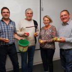 Vortrag von Experte Erwin Holzer zu Äpfeln und Wellness – Apfelsafttag am 21.09.