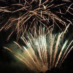 Abschlusssonntag auf dem Winzerfest mit grossem Feuerwerk