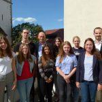 Stadt Wiesloch begrüßt neue Auszubildende 2019