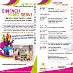 Benefiz Kunstausstellung 2019 EINFACH KIND SEIN! vom 02.11. bis 10.11.2019 zugunsten des Kinderschutzbundes Wiesloch