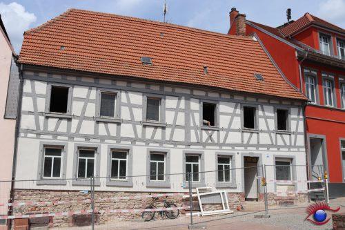 Fachwerkhaus in der Marktstr. 8