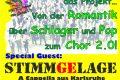MEN's NIGHT mit dem FROHSINN BAIERTAL – ein Meisterchor im Badischen Chorverband