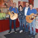 Walldorf: Musikalische und Bildende Kunst beim Treffen der Tierpaten im Tom-Tatze-Tierheim