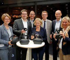 Unternehmertreffen Wiesloch-Walldorf bei der SAP zum Thema Arbeitswelt