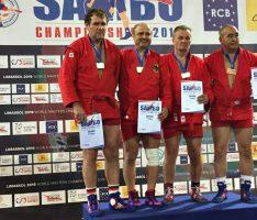 Eyüp Soylu von der TSG-Wiesloch holt sich den Weltmeister-Titel
