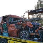 BAB5/St.Leon-Rot: 32-Jähriger fährt aufgrund eines Sekundenschlafs auf Sattelauflieger auf, Ermittlungen wegen Straßenverkehrsgefährdung, Fahrbahnen wieder frei (Pressemeldung 2)
